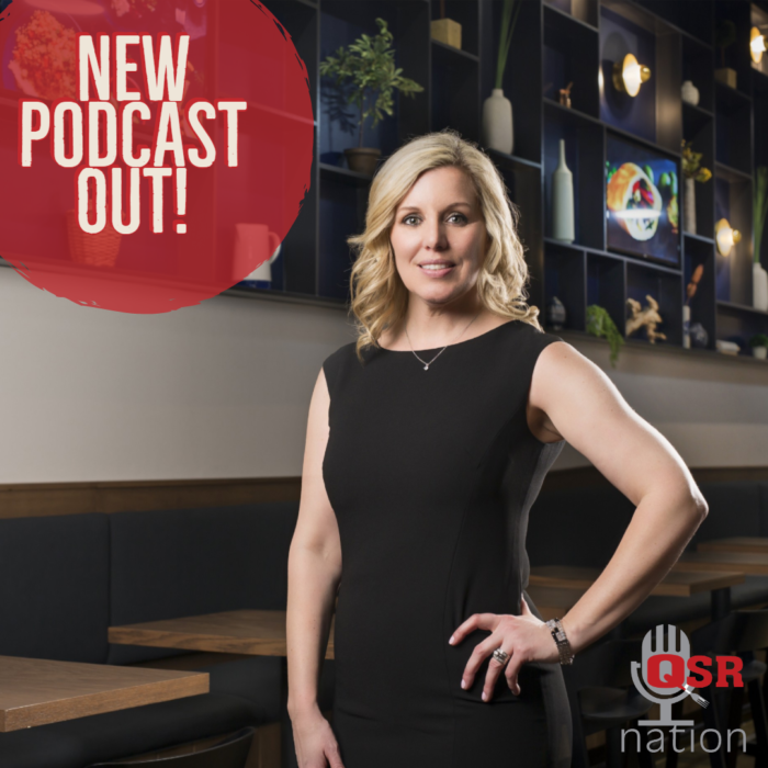 QSR Nation Podcast carrie luxem podcast