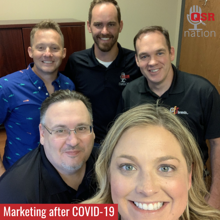 QSR Nation Podcast #151 Marketing after COVID-19 with Joe Chatman (3702)