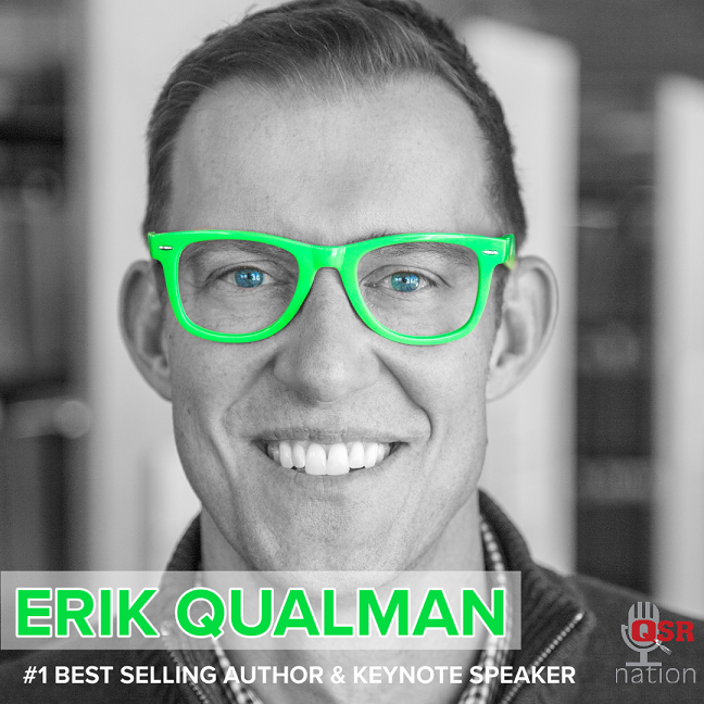 QSR Nation Podcast Erik Qualman