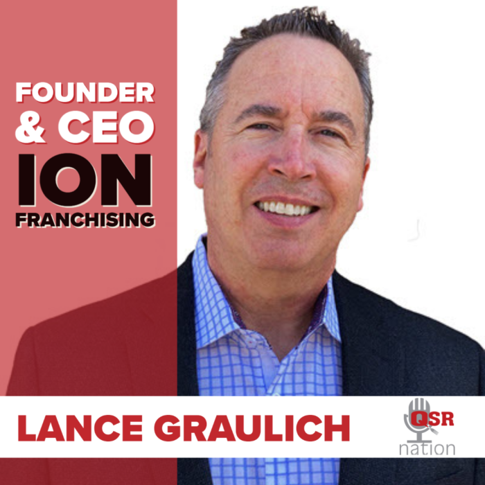 QSR Nation Podcast Lance Graulich